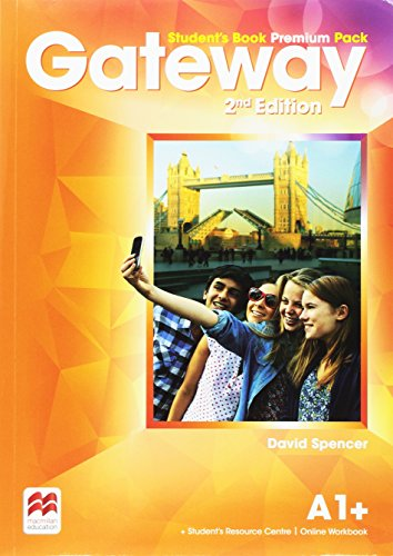 Gateway A1+ Student S Book Premium Pack (Book & Merchandise): David Spencer