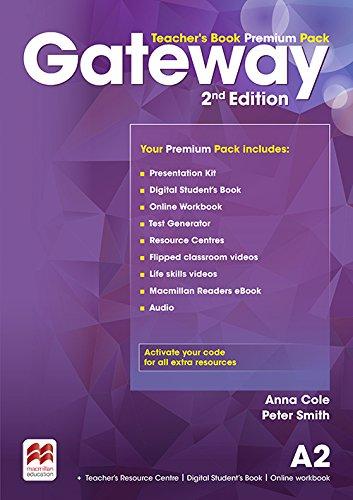 9780230473089: Gateway A2 Teachers Book Premium Pack