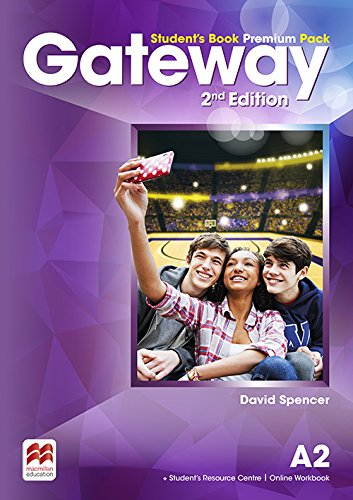 9780230473102: Gateway 2nd Edition A2 Student's Book Premium Pack