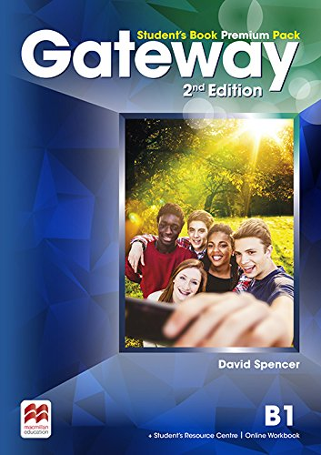 9780230473119: Gateway B1+ Student's Book Premium Pack