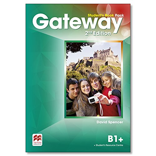 Gateway 2nd edition B1+ Student's Book Pack: David Spencer