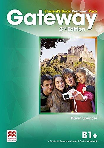 9780230473157: Gateway. B1. Student's book-Workbook-Webcode. Con espansione online. Per le Scuole superiori (Gateway 2nd Edition)
