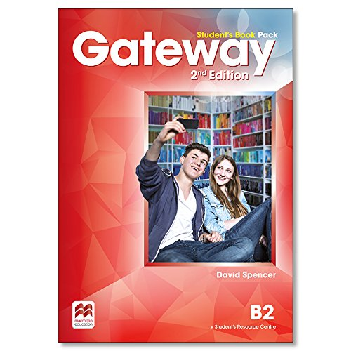 Gateway 2nd edition B2 Student's Book Pack: David Spencer