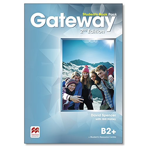 Gateway 2nd edition B2+ Student's Book Pack: David Spencer