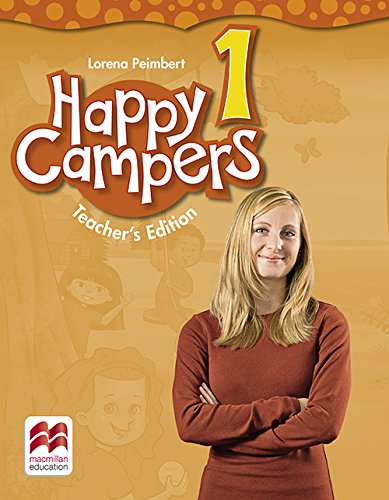 9780230473348: Happy Campers 1 Teacher's Book Pack