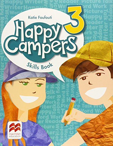 9780230473461: Happy Campers Level 3 Skills Book