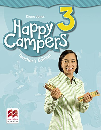 9780230473508: Happy Campers 3 Teacher's Book Pack