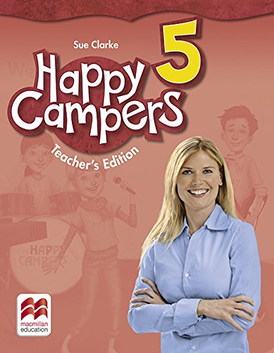 9780230473652: Happy Campers Level 5 Teacher's Edition Pack