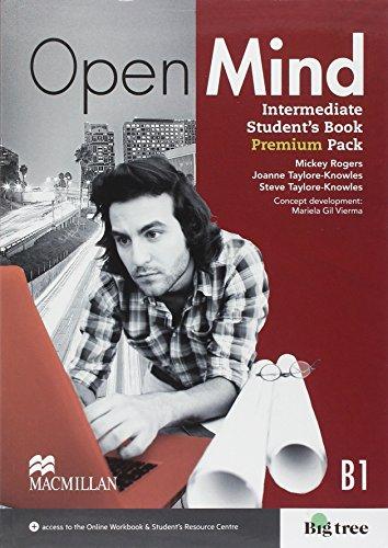 9780230474260: Open mind intermediate. Student's book-Workbook. Con e-book. Con espansione online. Per le Scuole superiori