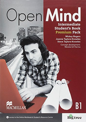 9780230474260: Open mind intermediate. Student's book-Workbook. Con e-book. Con espansione online. Per le Scuole superiori