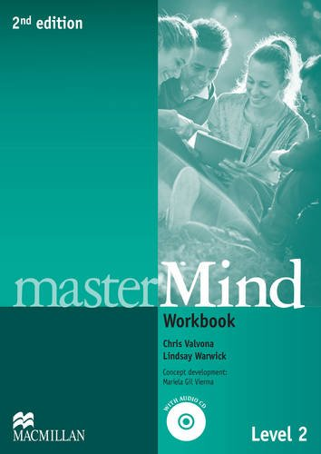 9780230474352: masterMind (2nd Edition) 2 Workbook without Key with Workboo