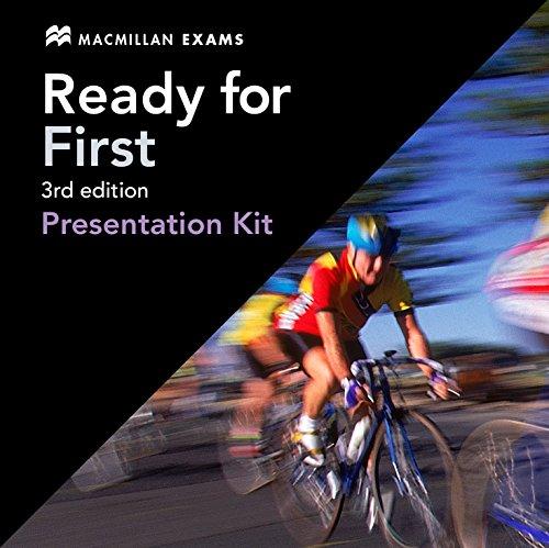 9780230474819: Ready First 3rd ed Pk