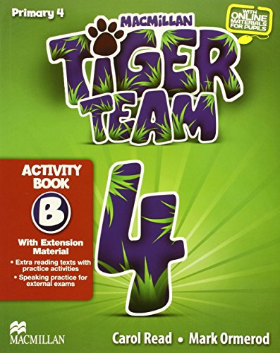 9780230475731: TIGER 4 ACT B PACK Revised
