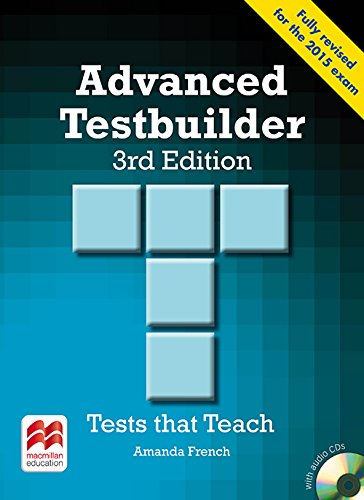 9780230476196: Advanced Testbuilder Student's Book Without Key Pack