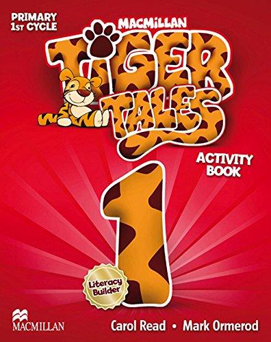 9780230476295: TIGER Tales Activity Book Primaria 1 - 9780230476295