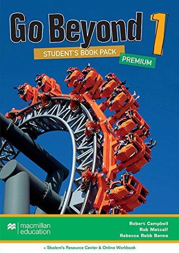 9780230476813: Go Beyond Student s Book Premium Pack 1
