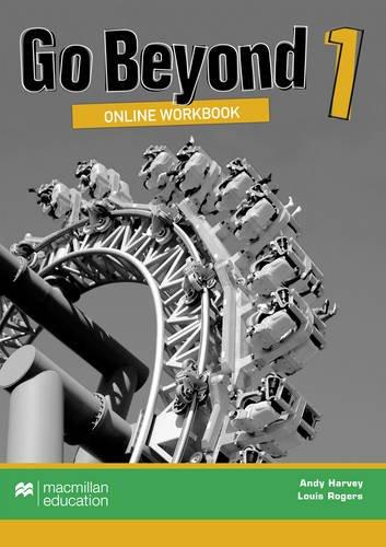 Go Beyond Online Workbook 1: Andy Harvey, Louis Rogers