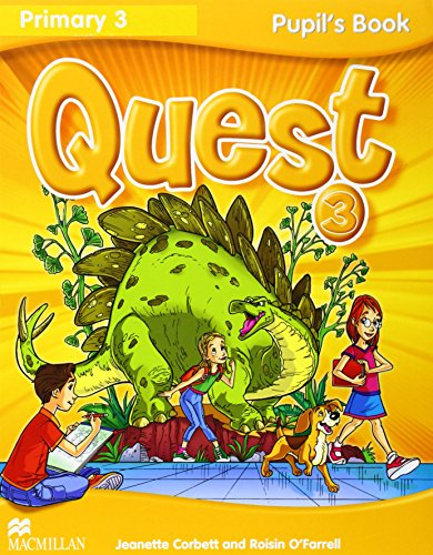 Quest. Pupil's Book: Corbett, Jeanette