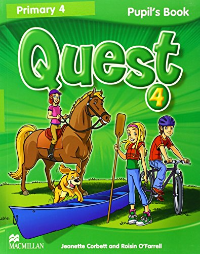 9780230477742: QUEST 4 PB Revised