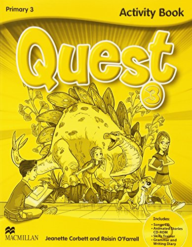 9780230478695: QUEST 3 EJER PACK