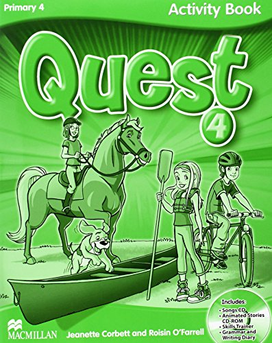9780230478701: QUEST 4 ACT PACK Revised