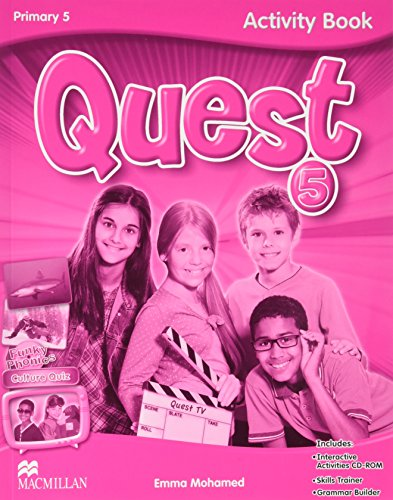 9780230478718: QUEST 5 Act Pack 2014