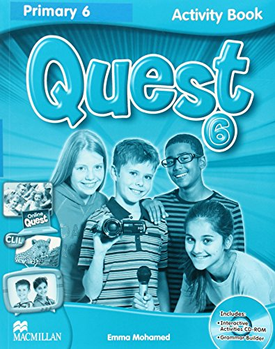 9780230478725: QUEST 6 ACT PACK Revised