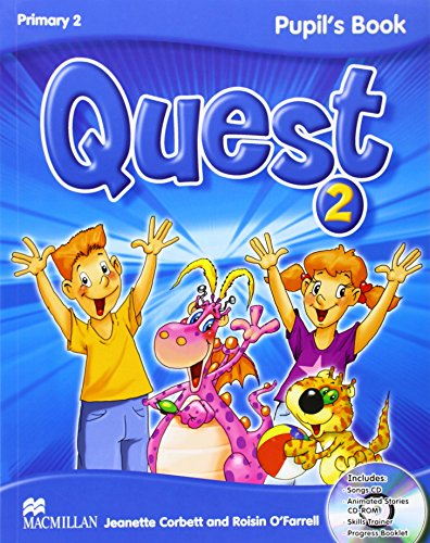 9780230478985: QUEST 2 PB PACK Revised