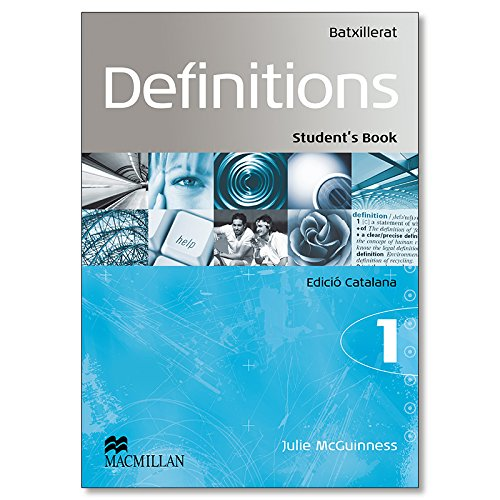 9780230479135: DEFINITIONS 1 Wb Pack Cat
