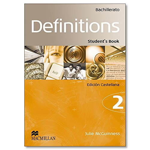 9780230479173: DEFINITIONS 2 Sts Pack Cast N/E
