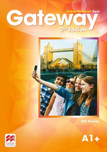 Gateway A1+ Online Workbook Pack (Mixed media: Gill Holley