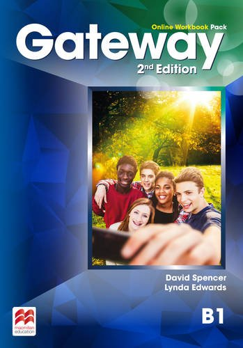 9780230480780: Gateway 2nd edition B1 Online Workbook Pack