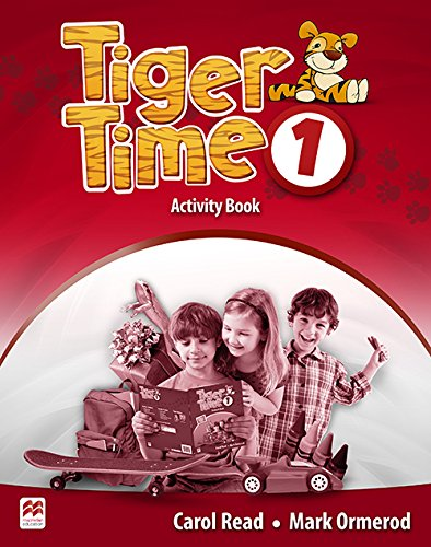 9780230483576: Tiger Time Level 1 Activity Book