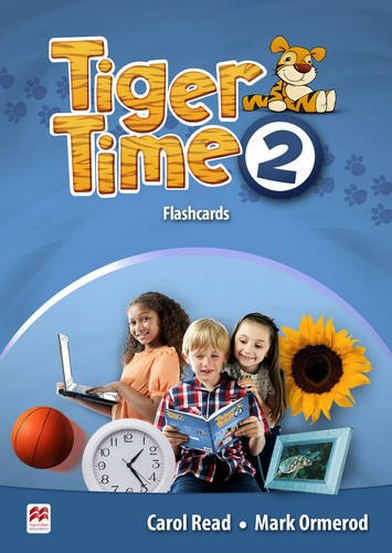 9780230483651: Tiger Time Level 2 Flashcards