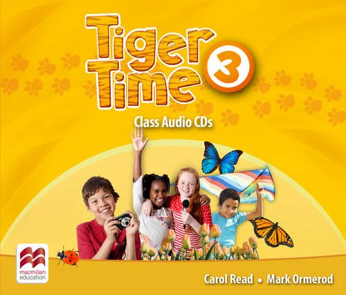 9780230483699: Tiger Time Level 3 Audio CD