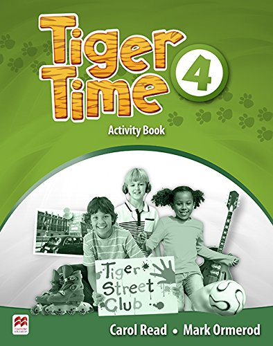 9780230483729: Tiger Time Level 4 Activity Book