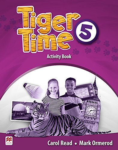 9780230483774: Tiger Time Level 5 Activity Book