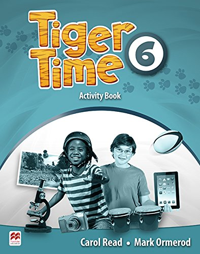 9780230483828: Tiger Time Level 6 Activity Book
