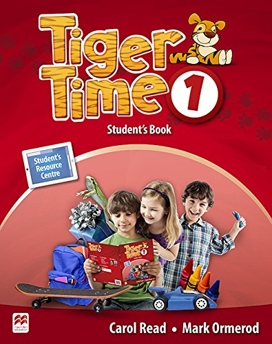 9780230483903: Tiger Time Level 1 Student's Book Pack