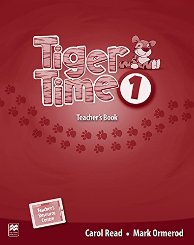 9780230483910: Tiger Time Level 1 Teacher's Book Pack