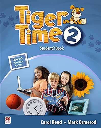 9780230483958: Tiger Time Level 2 Student's Book Pack