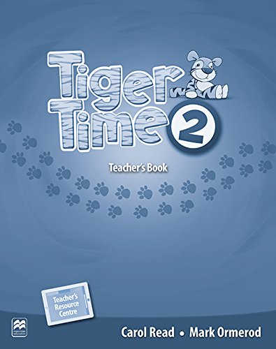 9780230483965: Tiger Time Level 2 Teacher's Book Pack