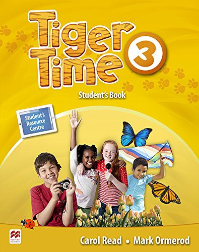 9780230484009: Tiger Time - Student Book - Level 3 (A1-A2)