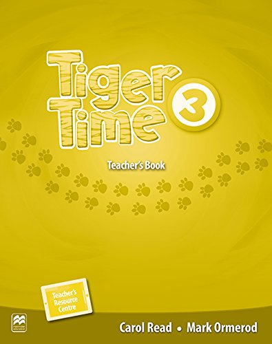 9780230484016: Tiger Time 3 - Teacher's Edition Pack