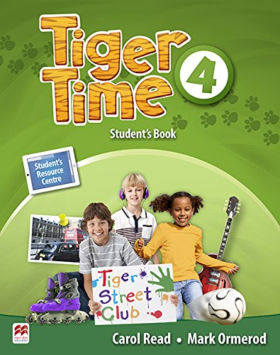 9780230484054: Tiger Time - Student Book - Level 4 (A1-A2)