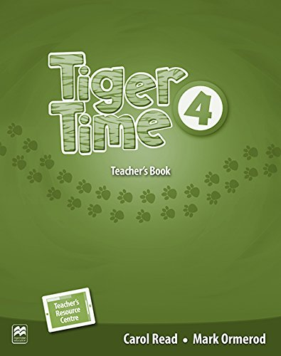 9780230484061: Tiger Time Level 4 Teacher's Book Pack