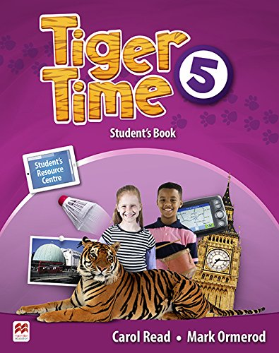 9780230484108: Tiger Time Level 5 Student's Book Pack