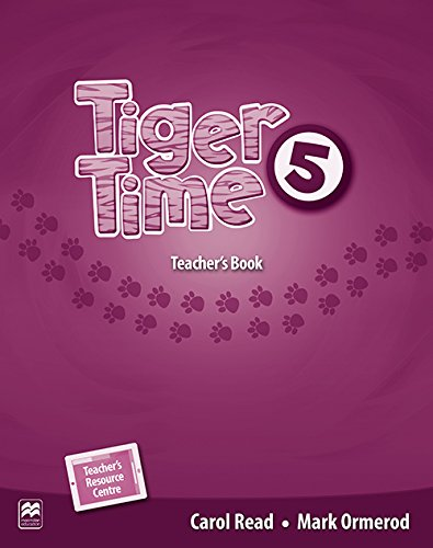 9780230484115: Tiger Time Level 5 Teacher's Book Pack