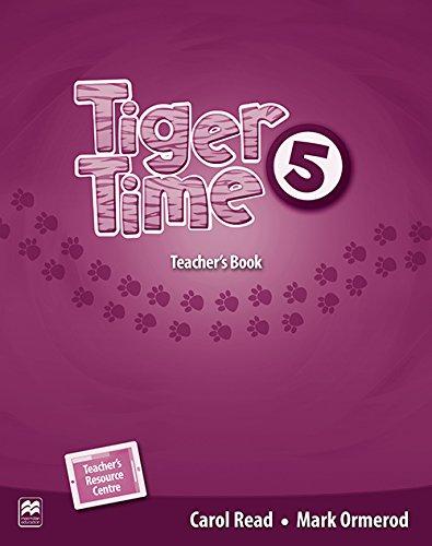 9780230484115: Tiger Time Level 5 Teacher's Book Pack