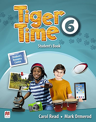 9780230484153: Tiger Time - Student Book - Level 6 (A1-A2)